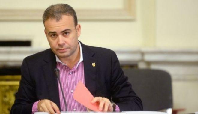 """Foto: Darius Vâlcov: """"Proiectul de buget este gata și va fi prezentat marți"""""""