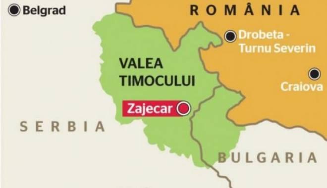 Foto: Românii din Timoc cer retragerea ambasadorului României de la Belgrad