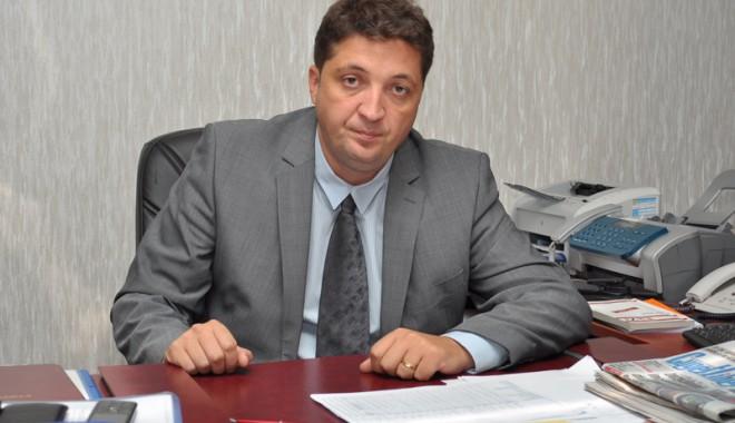 Foto: IPJ Constanţa a rămas fără comandant. Valentin Burlacu, detaşat la DNA