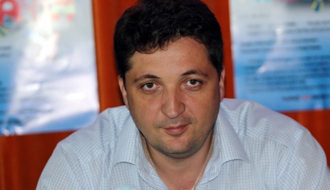 Foto: Fostul şef al IPJ Constanţa, Valentin Burlacu,  a câştigat procesul intentat de un fost subordonat