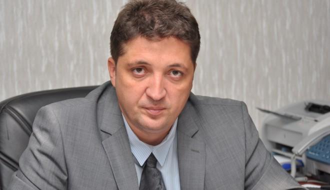 Foto: Fostul şef al IPJ, Valentin Burlacu, audiat în dosarul primarului Nicolae Matei