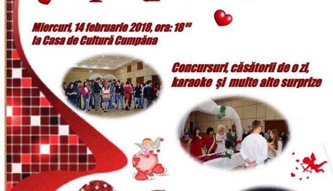 Foto: Petrecere de Valentine's Day pentru tinerii din Cumpăna