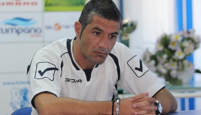 """Foto: Vali Sandu, şocat de situaţia în care se află FC Farul: """"Nu ne vine să credem pe ce loc suntem"""""""