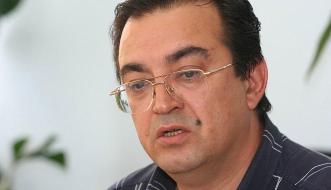 Foto: Valentin Zeicu solicită fonduri europene de 200 milioane euro, pentru Canal