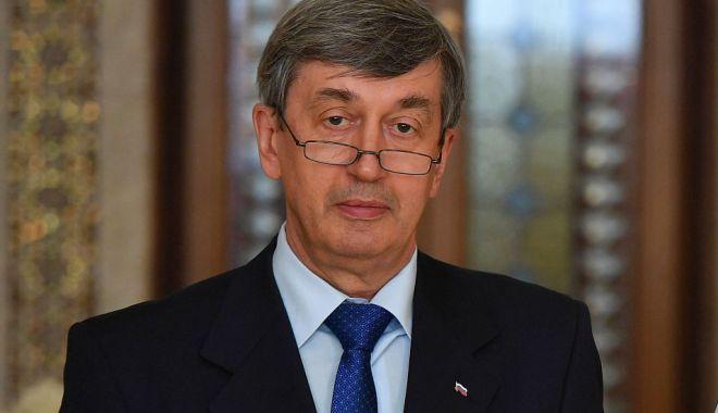 Foto: Ambasadorul Rusiei, tâlhărit la Sibiu. Fără ce sumă a rămas diplomatul