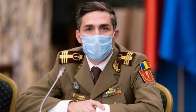 Valeriu Gheorghiţă: Avem active 659 de centre de vaccinare, totalizând 933 de cabinete de vaccinare - valeriugheorghita-1611067046.jpg