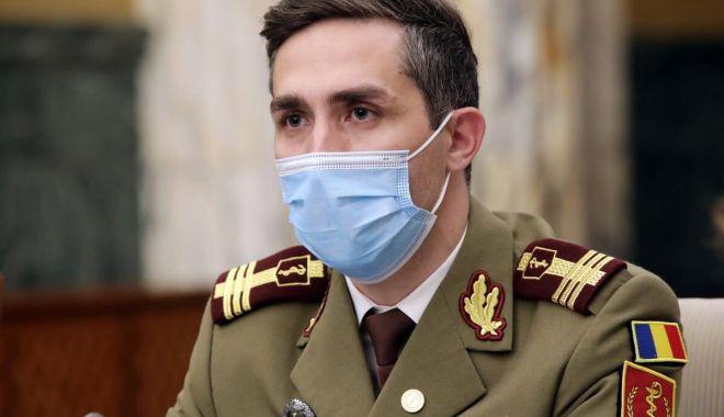 Valeriu Gheorghiţă: Mâine va fi vaccinată persoana cu numărul 1.000.000 - valeriugheorghita1-1614697675.jpg