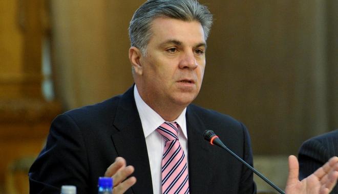 Foto: Fostul preşedinte al Camerei Deputaţilor Valeriu Zgonea, trimis în judecată