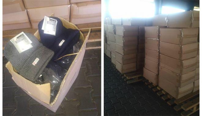 Foto: Fesuri oprite de la comercializare, de oamenii legii din Constanţa