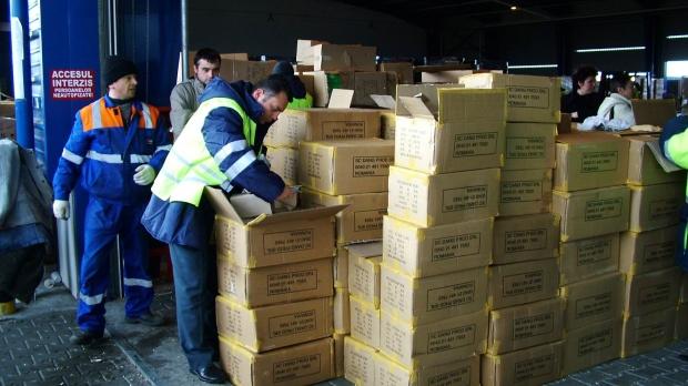 Foto: Vameşii constănţeni au reţinut mărfuri contrafăcute şi nedeclarate în valoare de 124.200 euro