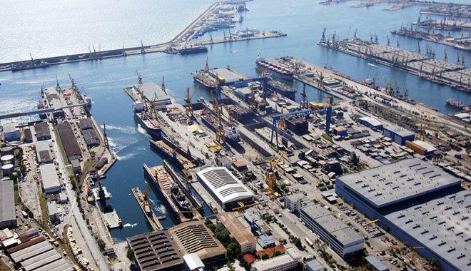 Foto: Vameșii din portul Constanța Sud Agigea vor avea un sediu modern