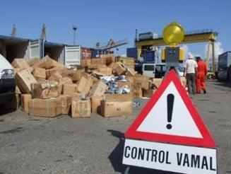 Foto: Vameșii constănțeni au confiscat 1.593 de scutere electrice contrafăcute