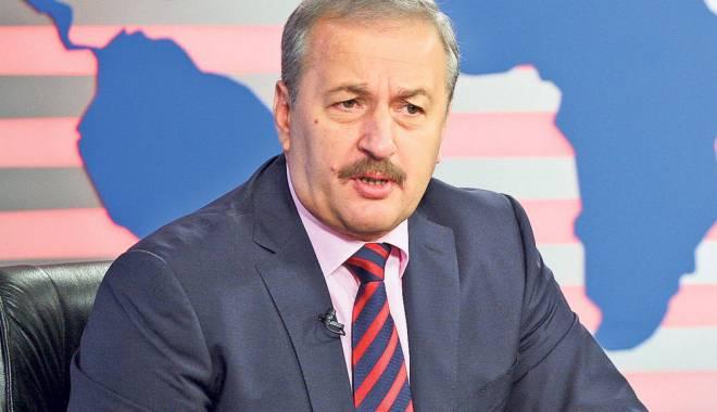 Foto: Vasile Dâncu, aviz favorabil în comisii pentru Ministerul Dezvoltarii