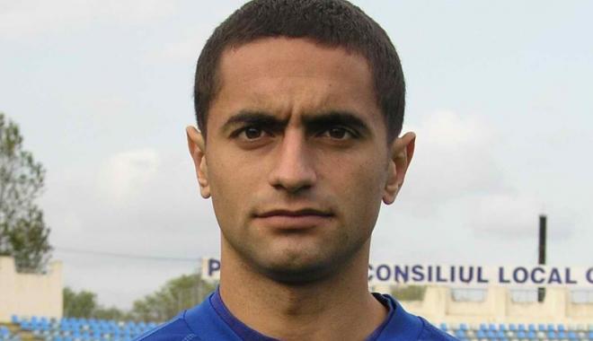Foto: Vasilică Cristocea, noul antrenor principal al Victoriei Cumpăna