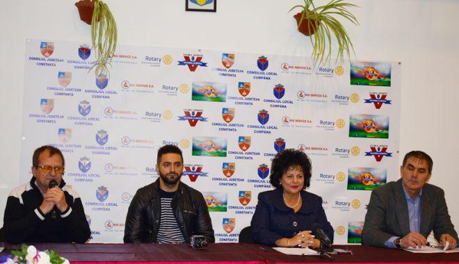 Foto: Vasilică Cristocea debutează la Victoria Cumpăna, sâmbătă, cu SSC Farul