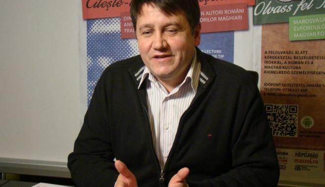 Foto: Vass Levente: UDMR se va abţine şi nu va susţine moţiunea simplă pe Sănătate