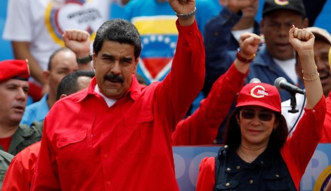Foto: Venezuela: Alegeri prezidențiale  anticipate. Maduro și-a anunțat deja candidatura