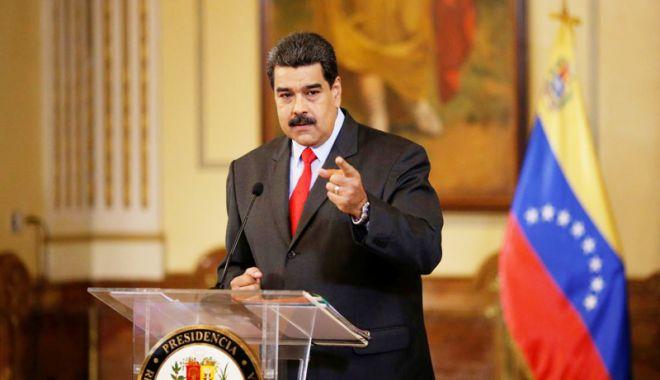 Foto: Venezuela: Nicolas Maduro ales președinte după un scrutin contestat
