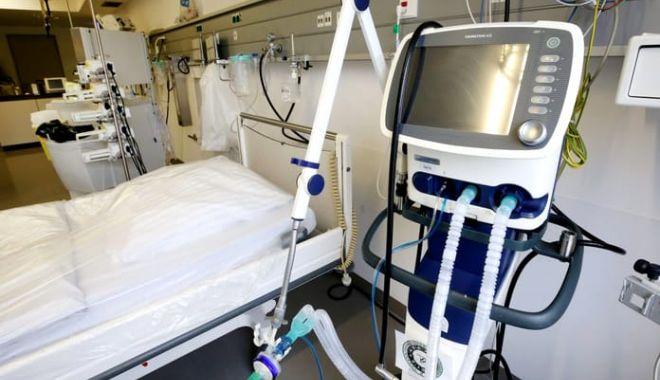 România trimite 30 de ventilatoare de terapie intensivă Cehiei - ventilator1024x740-1603472155.jpg