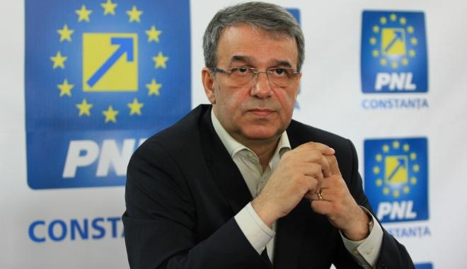 Foto: Senatorul Vergil Chiţac a demisionat din PNL. Care sunt motivele