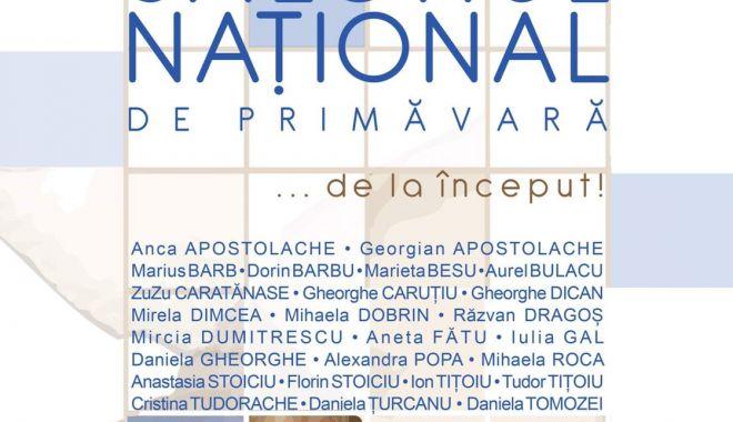 Foto: Vernisaj la Salonul Național de Primăvară la Constanța