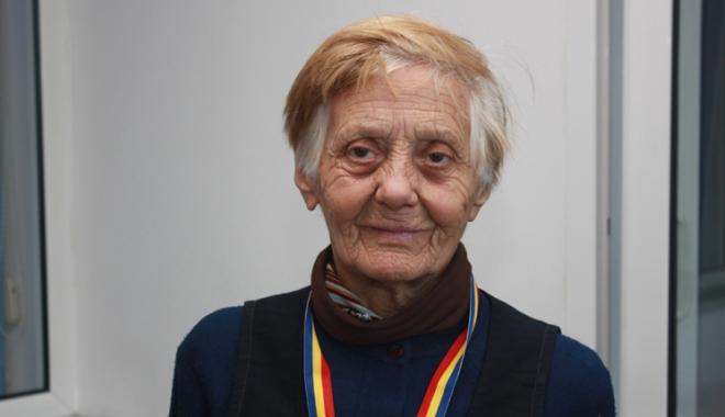 Foto: La 87 de ani, Veronica Negreanu continuă  să uimească!  Pe locul I,  la Naţionale