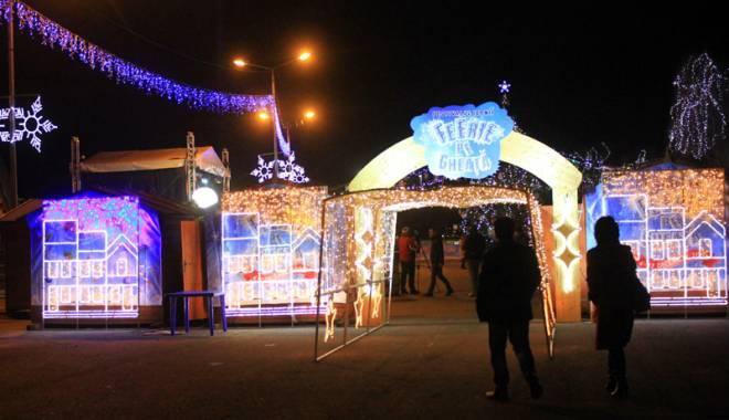 Foto: Veste bună pentru copii! Patinoarul va fi deschis până la sfârşitul lui februarie