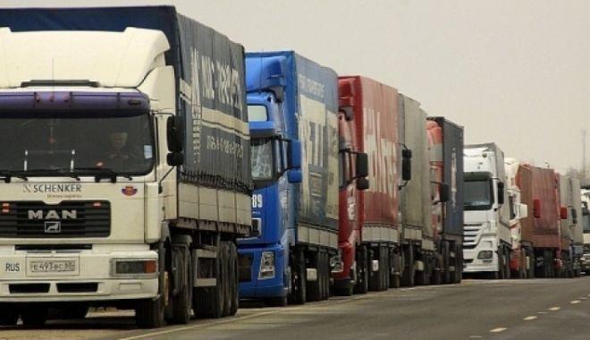 Foto: Veste bună pentru transportatorii auto