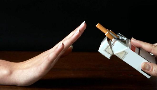 """Foto: Veşti proaste pentru constănţeni! Programul """"Stop Fumat"""" a rămas fără fonduri"""