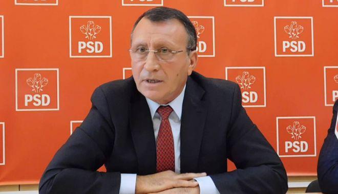 Foto: Vicepremierul  Paul Stănescu susține  că va demisiona din funcție dacă va deveni inculpat
