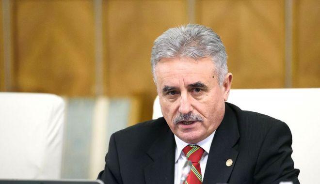 Foto: Vicepremierul Viorel Ştefan, propus ministru interimar al Cercetării