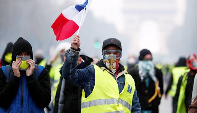 "Foto: Victoria ""vestelor galbene"".  Ce au obţinut protestatarii"