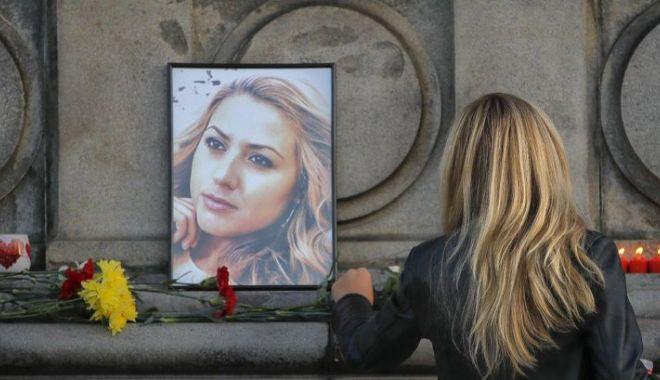 Foto: Germania îl va extrăda pe suspectul în cazul uciderii jurnalistei bulgare