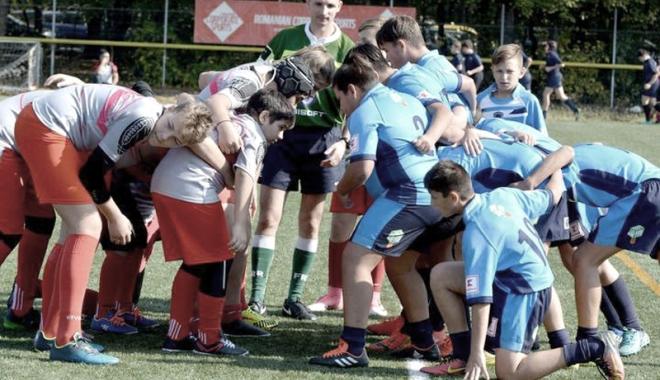 Foto: Victoria Cumpăna, lideră în Campionatul Municipal de Rugby Bucureşti