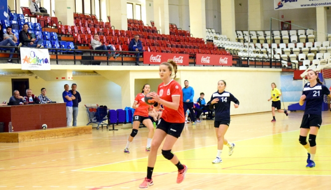 Foto: Victorie la scor pentru CSU Neptun, în duelul cu Ştiinţa Bacău