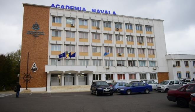 Foto: Eveniment de marcă la Academia Navală. In memoriam general Maican