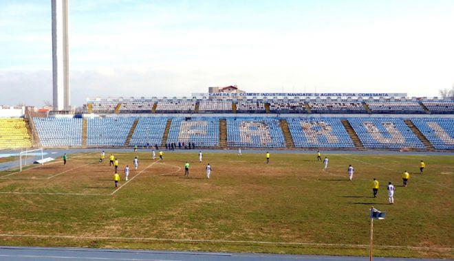 Foto: Victorie la scor pentru SSC Farul, în amicalul cu Victoria Cumpăna