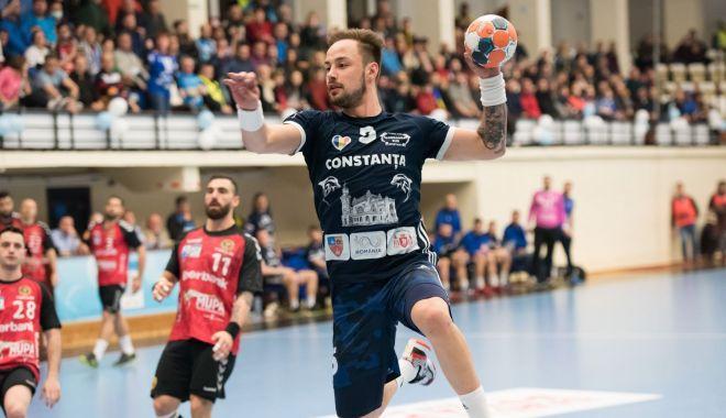 Foto: HC Dobrogea Sud, în formă maximă înaintea duelului cu Holstebro