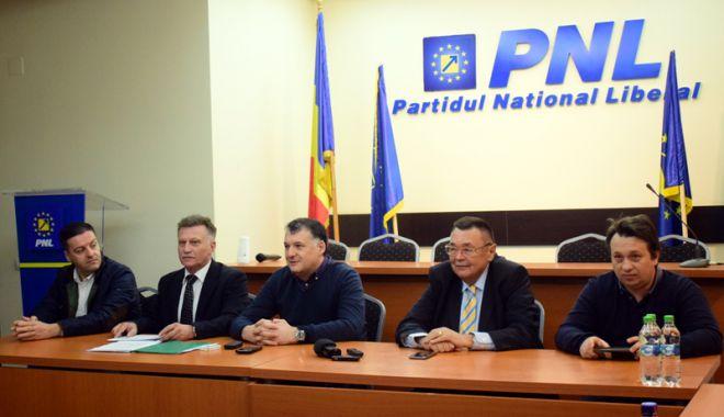Foto: Liberalul Victor Paul Dobre propune mandate de șase ani pentru aleșii locali