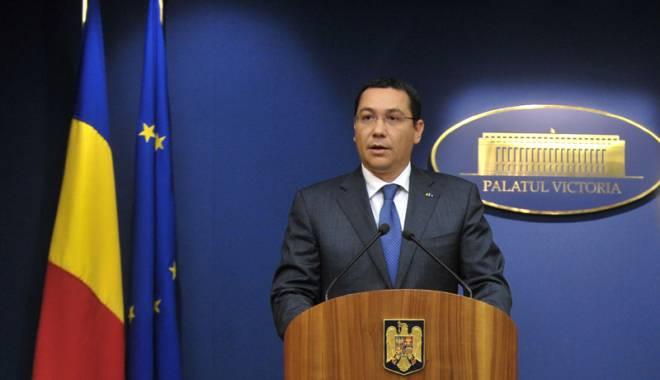 Foto: Victor Ponta, salvat de colegii deputaţi. Premierul se ascunde sub imunitatea parlamentară
