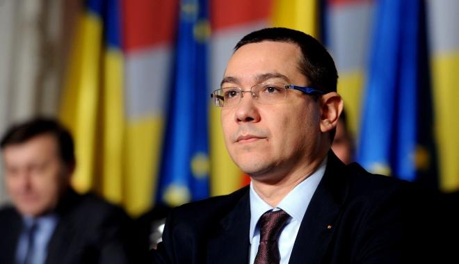 Foto: Victor Ponta, atac la actualul Guvern