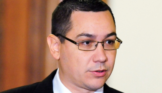 Foto: Victor Ponta: