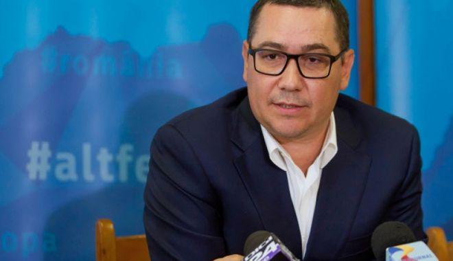 Foto: Victor Ponta, audiat ca martor în dosarul lui Kovesi: Nu o să mint pentru nimeni