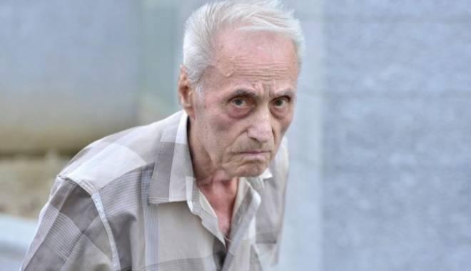 Foto: Ziua sentinţei. Torţionarul Vişinescu ar putea primi închisoare pe viaţă