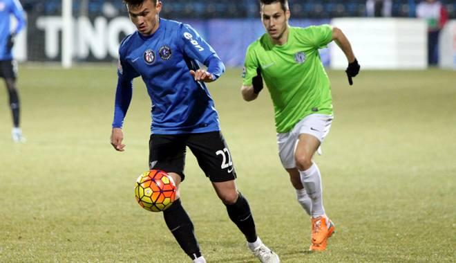 Foto: FC Viitorul, meci amical cu Cerno More Varna