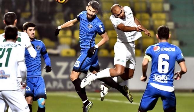 Foto: Viitorul Constanța este lider în Liga l