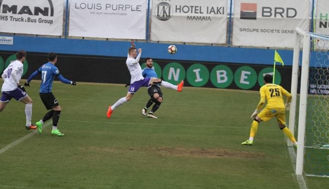 Foto: FC Viitorul a surclasat-o  pe Poli Timişoara,  în penultima etapă  a sezonului regulat
