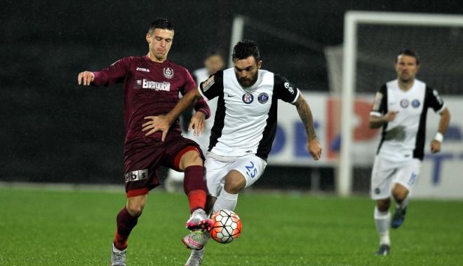 Foto: CFR Cluj - FC Viitorul 0-0, în play-off