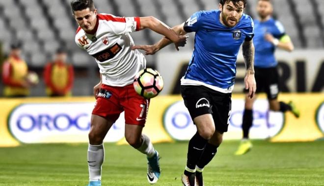 Foto: FC Viitorul pierde teren în lupta pentru titlu