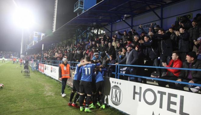 Foto: FC Viitorul scoate la vânzare biletele pentru meciul  cu Astra